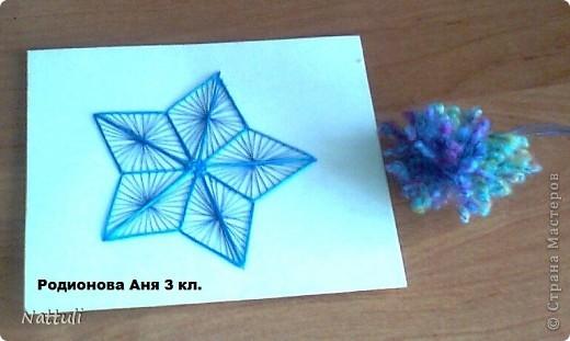 Работы сделаны на бросовом материале (коробки из под чая ,тортов и т.п.) фото 55