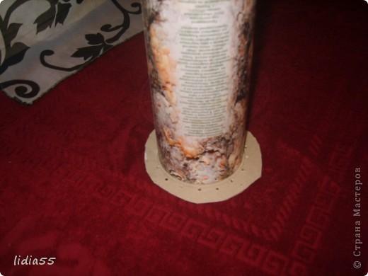 Мастер-класс Поделка изделие Начало учебного года Плетение кашпо или ваза Бумага газетная Трубочки бумажные фото 2