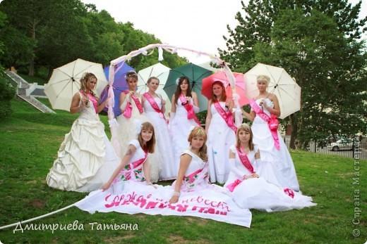 """Здравствуйте всем моим гостям! Расскажу об этом мероприятии. Журнал """"Cosmopolitаn"""" проводит акцию """"Сбежавшие невесты"""" ежегодно во многих городах России, в частности в нашем Петропавловске-Камчатском второй год. Я участвовала впервые в этом году. фото 15"""