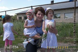 Шапочка дочке (осень-весна) фото 9