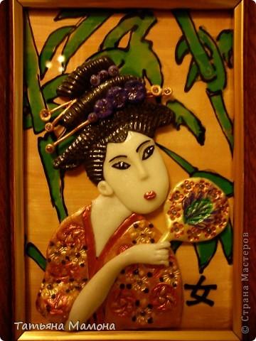 Японка  фото 1