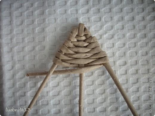 Здравствуйте! Пообещала сфотографировать, как я делаю черешок и листик. Пока есть настроение - выполняю. Все это, конечно, для начинающих. фото 15