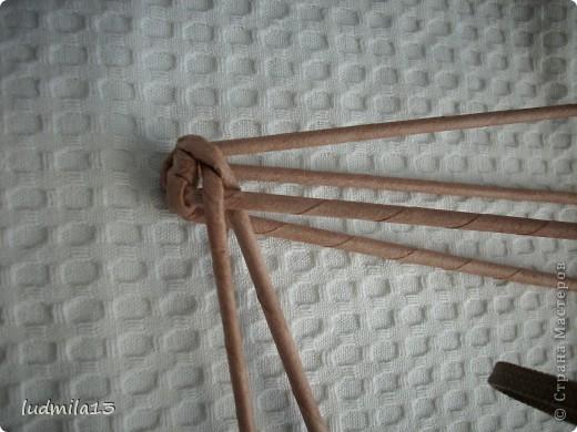 Здравствуйте! Пообещала сфотографировать, как я делаю черешок и листик. Пока есть настроение - выполняю. Все это, конечно, для начинающих. фото 7