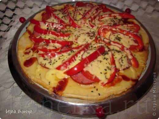 Pizza Diabola