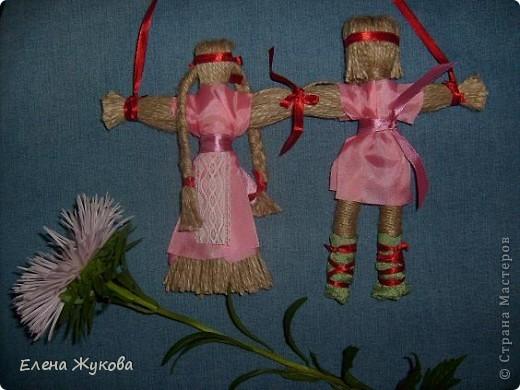 Здравствуйте, дорогие мастерицы! я к вам с куколками.  фото 5