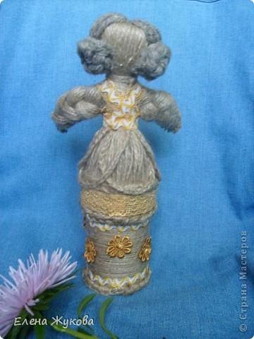 Здравствуйте, дорогие мастерицы! я к вам с куколками.  фото 3