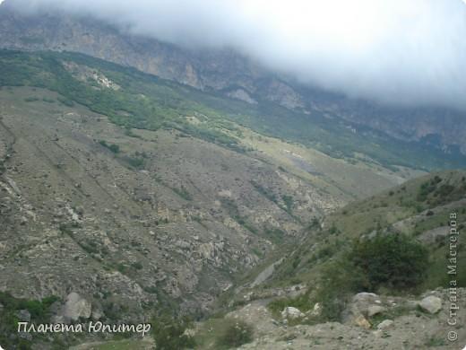 Добрый день еще раз! Дорогие жители СМ, хочу продолжить свой репортаж о Северном Кавказе. На этот раз покажу Вам Черекскую теснину, которая также находится на территории Кабардино-Балкарии. На пути к этому чудесному месту............ фото 3