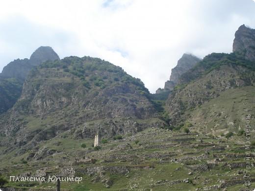 Добрый день еще раз! Дорогие жители СМ, хочу продолжить свой репортаж о Северном Кавказе. На этот раз покажу Вам Черекскую теснину, которая также находится на территории Кабардино-Балкарии. На пути к этому чудесному месту............ фото 15