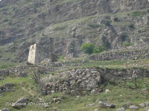 Добрый день еще раз! Дорогие жители СМ, хочу продолжить свой репортаж о Северном Кавказе. На этот раз покажу Вам Черекскую теснину, которая также находится на территории Кабардино-Балкарии. На пути к этому чудесному месту............ фото 16