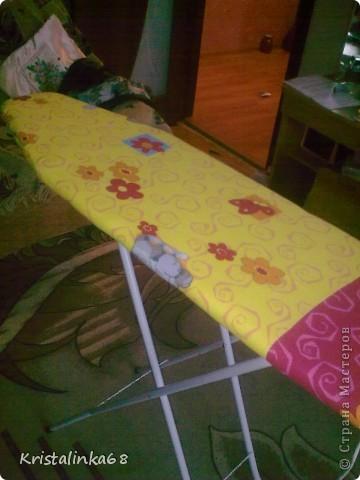 Мастер-класс Шитьё Чехол на гладильную доску Ткань фото 23