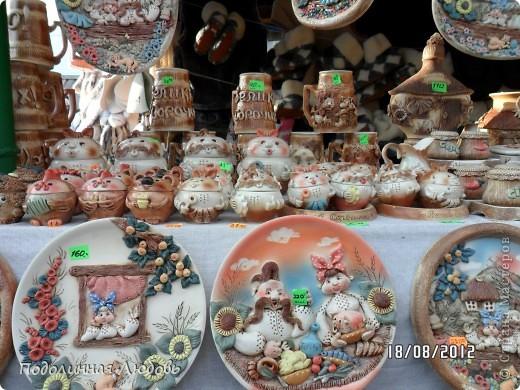 Я впервые попала на этот праздник - главную ярмарку Украины. Это был последний день. Людей - не протолкнуться. Но все же мне удалось кое что сфотографировать для вас, мои дорогие! фото 18