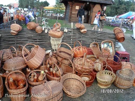 Я впервые попала на этот праздник - главную ярмарку Украины. Это был последний день. Людей - не протолкнуться. Но все же мне удалось кое что сфотографировать для вас, мои дорогие! фото 26