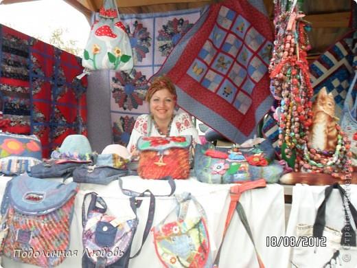 Я впервые попала на этот праздник - главную ярмарку Украины. Это был последний день. Людей - не протолкнуться. Но все же мне удалось кое что сфотографировать для вас, мои дорогие! фото 33