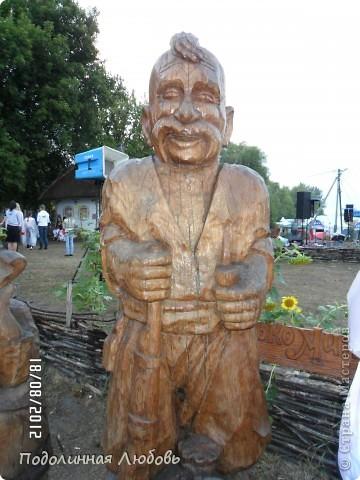 Я впервые попала на этот праздник - главную ярмарку Украины. Это был последний день. Людей - не протолкнуться. Но все же мне удалось кое что сфотографировать для вас, мои дорогие! фото 35