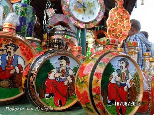 Я впервые попала на этот праздник - главную ярмарку Украины. Это был последний день. Людей - не протолкнуться. Но все же мне удалось кое что сфотографировать для вас, мои дорогие! фото 39