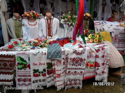 Я впервые попала на этот праздник - главную ярмарку Украины. Это был последний день. Людей - не протолкнуться. Но все же мне удалось кое что сфотографировать для вас, мои дорогие! фото 41