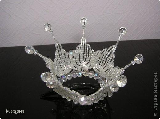 Красивая корона своими руками