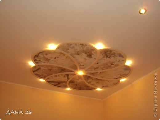 Потолок 195*195 см. фото 4