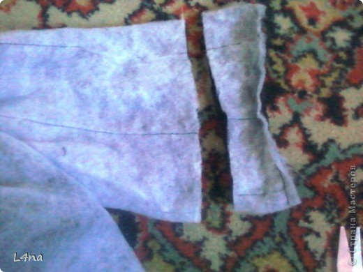 Я даже не знаю будет ли нужен этот мой МК, но скоро осень, а значит нам потребуется куртка... И не всегда она нам походит по размеру, а бывает что просто порвалась по боковому шву или рукаву. Ну чего проще зашить или ушить?   фото 12