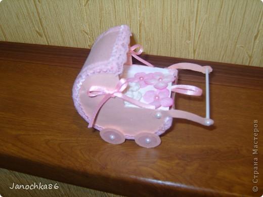 Как сделать коляску для кукол своими руками из коробки