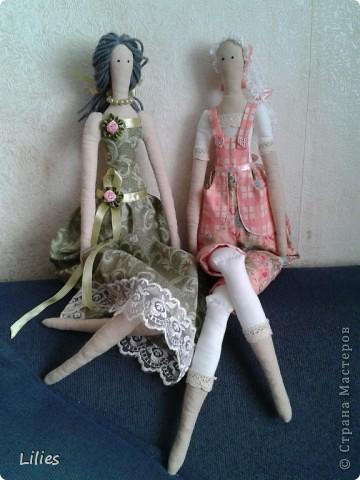 Куклы Тильда фото 1