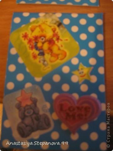 """Все вместе)Серия """"Мишки + LOVE"""" Серия открыта выбирайте все в личку, присылаю еще и салфетки и всякие разные штучки) фото 2"""