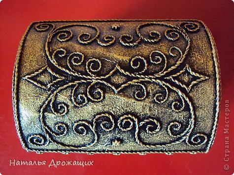Поделка изделие Аппликация из скрученных жгутиков Шкатулка-сундучек Коробки Салфетки фото 8