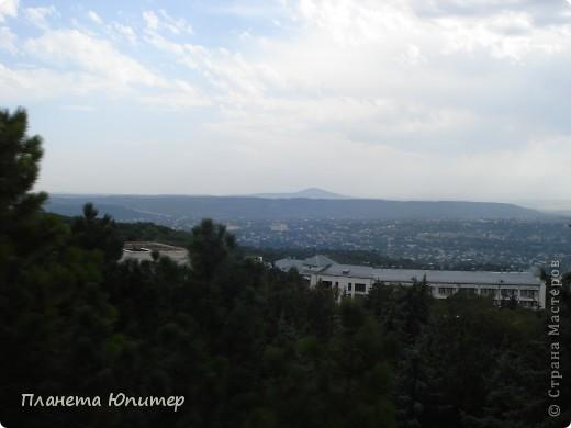И снова здравствуйте! Посчастливилось побывать в г. Пятигорске. Не столько в самом городе, сколько в его окрестностях. Не поделиться впечатлениями просто невозможно. Добро пожаловать на экскурсию... фото 5