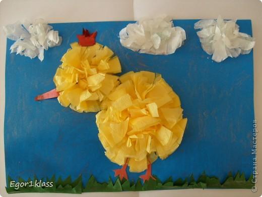 Как сделать цыплят из салфеток - Ванильный Носорог