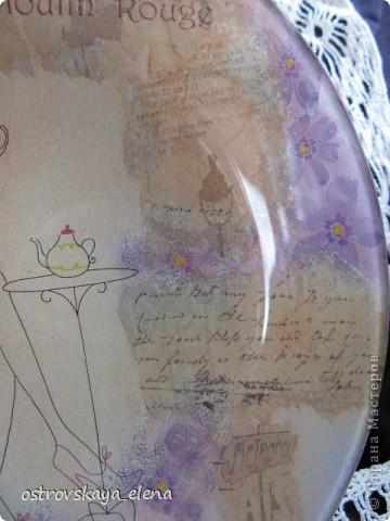 И не только розы....Часы и малюсенькая шкатулочка. фото 13