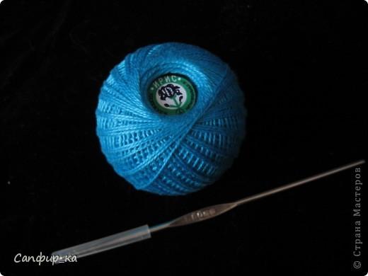 Гардероб Мастер-класс Вязание крючком Чепчик схема + описание Ленты Пряжа фото 14.
