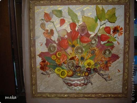 Картины из сухоцветов своими руками фото пошагово 33