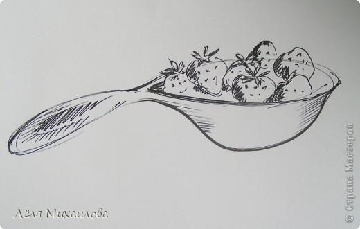 Думаете, что я сегодня решила порисовать карикатуры и поделиться с вами тем, как я их делаю? А вот и нет!  фото 4