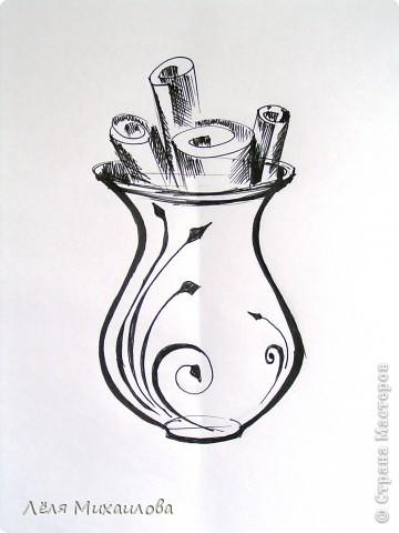 Думаете, что я сегодня решила порисовать карикатуры и поделиться с вами тем, как я их делаю? А вот и нет!  фото 11