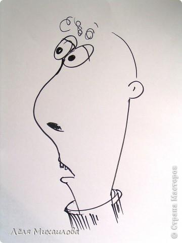 Думаете, что я сегодня решила порисовать карикатуры и поделиться с вами тем, как я их делаю? А вот и нет!  фото 17