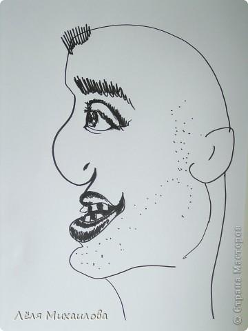 Думаете, что я сегодня решила порисовать карикатуры и поделиться с вами тем, как я их делаю? А вот и нет!  фото 21