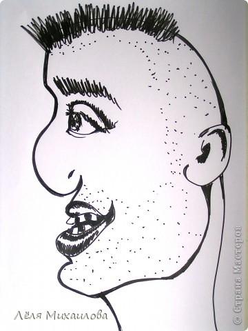 Думаете, что я сегодня решила порисовать карикатуры и поделиться с вами тем, как я их делаю? А вот и нет!  фото 22