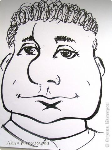 Думаете, что я сегодня решила порисовать карикатуры и поделиться с вами тем, как я их делаю? А вот и нет!  фото 28