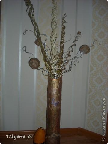 Как сделать напольную вазу своими руками из банки фото 792