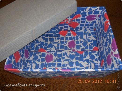 Коробки сделала 3, но крупным планом они не вмещаются. фото 4