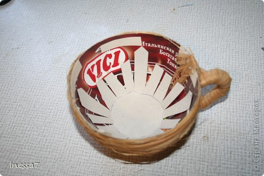кофейная чашка из лыко фото 12