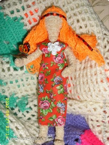 Кукла гибкая игровая зовут Злата! фото 1
