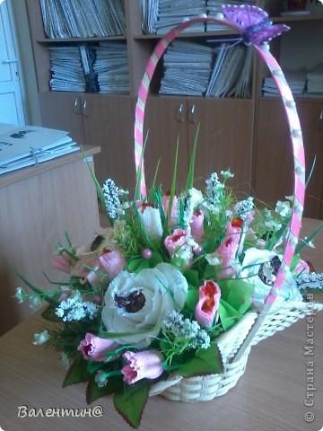 кусочек лета в корзине)) фото 2
