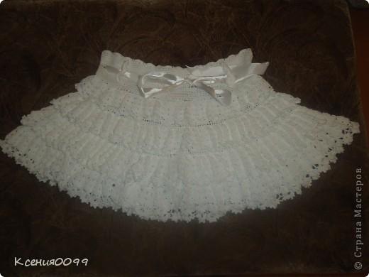 Летняя юбка фото 2