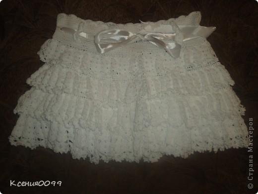 Летняя юбка фото 1