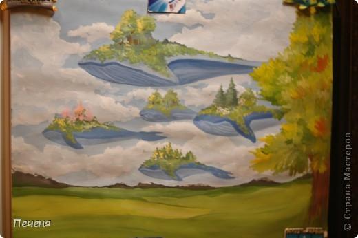 рыбки,  А3 формат  фото 2
