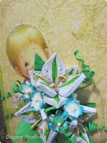 Первая открытка воспитательнице сына Щукиной Татьяне Николаевне. фото 2