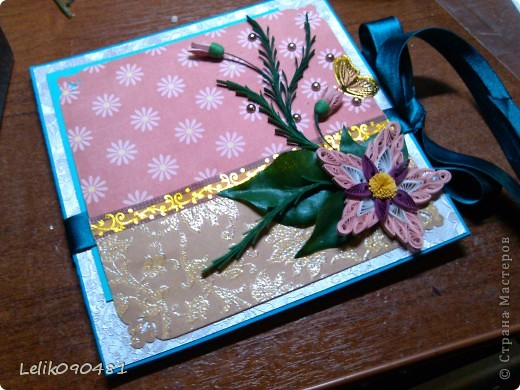 Подарочная коробочка для диска