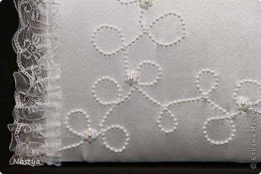 Вот и я сотворила свадебный наборчик. Долго же я ждала, пока кто-то из друзей жениться будет :) фото 11