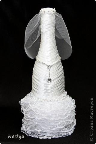 Вот и я сотворила свадебный наборчик. Долго же я ждала, пока кто-то из друзей жениться будет :) фото 4